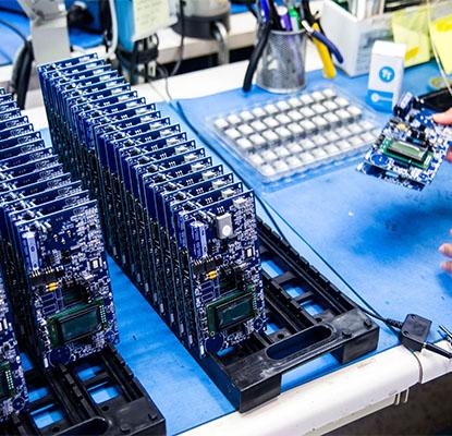 Electronics Manufacturing, SMT, TRH, ElectroMechanical